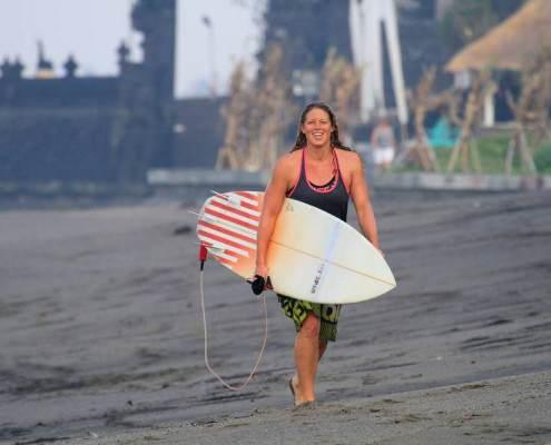 Lekker surfen in portugal!